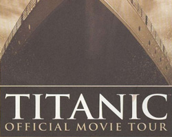 Titanic Tour, Martin Biallas, SEE Global Entertainment